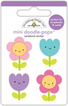 Fairy Tale Flower Friends - Doodlebug Doodle-Pops