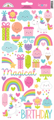 Icons - Fairy Tale Cardstock Stickers