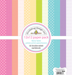 Fairy Tale - Doodlebug Petite Prints Paper Pack