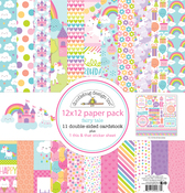 Fairy Tale - Doodlebug Paper Pack