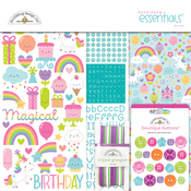 Fairy Tale - Doodlebug Essentials Page Kit