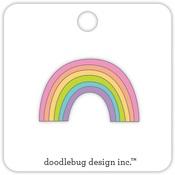 Rainbow Fairy Tale Collectible Enamel Pin Doodlebug