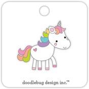 Unicorn Fairy Tale Collectible Enamel Pin Doodlebug