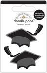 Hats Off - Doodlebug Doodle-Pops 3D Stickers