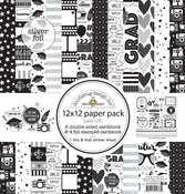 Hats Off - Doodlebug Double-Sided Paper Pack