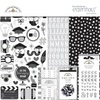 Hats Off - Doodlebug Essentials Page Kit