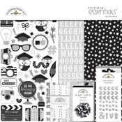 Hats Off - Doodlebug Essentials Page Kit