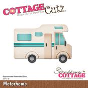 """Motorhome 2.9""""X2"""" - CottageCutz Die"""