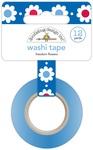 Freedom Flowers - Yankee Doodle Washi Tape