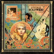 Vintage Hollywood  Paper - Graphic 45