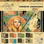 Vintage Hollywood 8 x 8 Paper Pad - Graphic 45