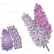 """Lilac 1.25"""" To 3.60"""" - Dee's Distinctively Dies"""