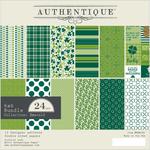 Emerald 6 x 6 Paper Pad - Authentique