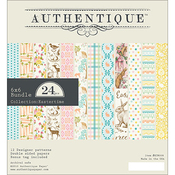 Eastertime 6 x 6 Paper Pad - Authentique
