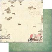 Delightful  Paper - Aryias Garden - Bo Bunny