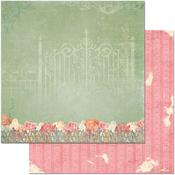 Iron  Paper - Aryias Garden - Bo Bunny