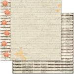 Poetry  Paper - Aryias Garden - Bo Bunny