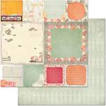 Spring Time  Paper - Aryias Garden - Bo Bunny