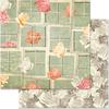 Window  Paper - Aryias Garden - Bo Bunny