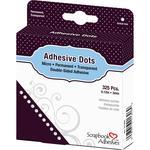 "Permanent, .12"" - Scrapbook Adhesives Micro Dots 325/Pkg"