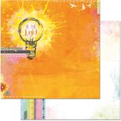 """Faith - Faith Double-Sided Cardstock 12""""X12"""""""