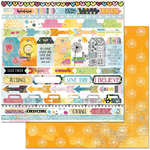 "Rejoice - Faith Double-Sided Cardstock 12""X12"""
