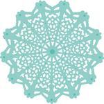 """Lace Parasol 4""""X4"""" - Kaisercraft Decorative Die"""