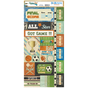 Game On! Combo Stickers