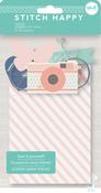 We R Stitch Happy Card Kit