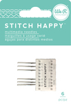 We R Stitch Happy Machine Needles 6/Pkg