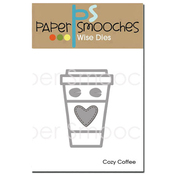 Cozy Coffee - Paper Smooches Die