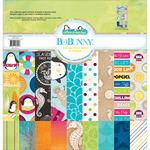 "Make A Splash - BoBunny Collection Pack 12""X12"""