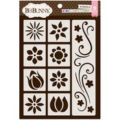Flower Fun - Essentials Thick Stencils