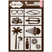 Summer Days - Essentials Thick Stencils