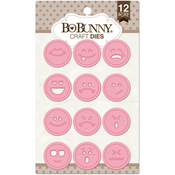Emoji - BoBunny Essentials Dies