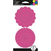 Doilies - Cutter Bee Die Template