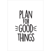Good Things - Carpe Diem Planner Decal - Simple Stories