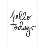 Hello Today - Carpe Diem Small Planner Decals - Simple Stories