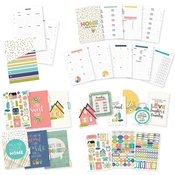 Carpe Diem Home Planner Inserts A5 - Simple Stories