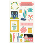 Domestic Bliss Lined - Home Doc-It Journal - Simple Stories
