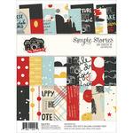 Double-Sided Paper Pad - Say Cheese III - Simple Stories