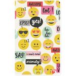Lined - Carpe Diem Emoji Love Doc-It Journal Pages - Simple Stories
