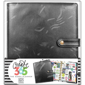 Black - Create 365 Big Deluxe Planner Cover