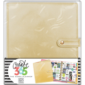 Gold - Create 365 Big Deluxe Planner Cover