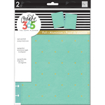 Sky Blue Dot - Create 365 Classic Snap-In Hard Cover Planner