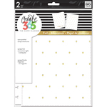 White - Create 365 Classic Snap-In Hard Cover Planner