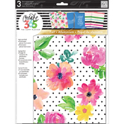 April Flowers - Create 365 Big Planner Covers