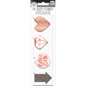 Rose Gold - Create 365 Happy Planner Magnetic Clips