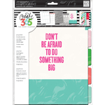 Something Big Month - Create 365 Big Planner Extension Pack