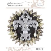 Fleur De Lis - Parisian Embellishment